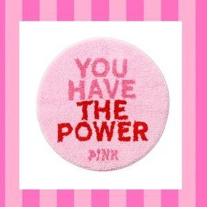 🚿 Victoria's Secret Pink Bath Mat